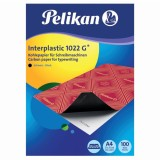 Pelikan® Kohlepapier interplastic 1022 G® - A4, 100 Blatt Kohlepapier A4 100 Blatt