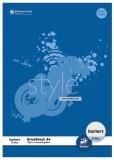 Staufen® style Briefblock - A4, 50 Blatt, 70 g/qm, 5 mm kariert Briefblock 5 mm kariert A4 70 g/qm