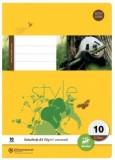 Ursus Basic Heft LIN10 A5 32 Blatt 80g/qm 5mm kariert mit Rand Heft 10: kariert/Rand A5 80g/qm 32