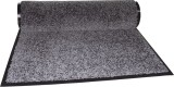 Miltex Eazycare Schmutzfangmatte - für Innen, 120 x 180 cm, grau, waschbar Bodenschutzmatte grau