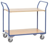 fetra® Tischwagen, 1000 x 600 mm, bis 200 kg Tischwagen 1000 x 600 mm 200 kg 28 kg 185,81 mm