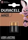 Duracell Sicherheitsbatterien - MN21 3LR50  12 V - 2 Stück Batterie 12 Volt Alkali-Mangan 38 mAh