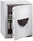 Burg-Wächter Sicherheitsschränke OfficeLine 112, Hochsicherheits-Doppelbartschloß Tresor 205 kg