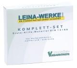 Leina-Werke Ersatzfüllung Erste-Hilfe-Set - 127-teilig, DIN 13169 127-teilig, nach DIN 13169