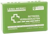Leina-Werke Betriebsverbandkasten klein - mit Wandhalterung - grün grün