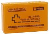 LEINA-WERKE Betriebsverbandkasten klein - mit Wandhalterung - orange orange