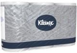 Kleinrollen Toilet Tissue - 3-lagig, geprägt, super-hochweiß, Rolle mit 350 Blatt, 6 Rollen pro Pack