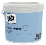 Clean und Clever Pulverförmiges Vollwaschmittel - besonders umweltfreundlich, 10 kg Waschpulver