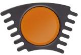 Faber-Castell CONNECTOR Nachfüllnäpfchen, orange Ersatzfarbe orange
