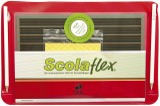 Staufen Schülertafel-Set Original Scolaflex® L1A, Kunststoff, 25,9 x 17,7 cm, schwarz Tafel