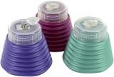 KUM Dosenspitzer - einfach, kegelförmig, farbig sortiert Mindestabnahmemenge 12 Stück. 47 x 55 mm