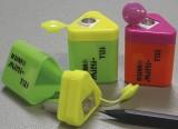 KUM Dosenspitzer einfach Mini Tri Metallspitze, sortiert Mindestabnahmemenge 24 Stück. Dosenspitzer