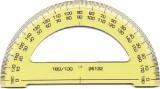 KOH-I-NOOR Winkelmesser 180° (Halb) Winkelmesser 10 cm Kunststoff - transparent