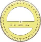 KOH-I-NOOR Winkelmesser 360° (Voll) Winkelmesser
