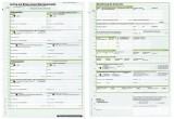 RNK Verlag Antrag Mahnbescheid, alle Bundesländer, 2 Einzelblatt, DIN A4 lose im Wechsel A4 2 Blatt