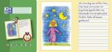 Oxford Geschichtenheft, A4, 2G, 16, robuster, abwischbarer Deckel Heft 2G Geschichtenheft A4 90 g/qm