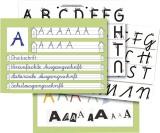 Oxford Schreiblernheft, A4 quer, SL, 16, abwischbarer Deckel Heft SL A4 quer 16 Blatt 90 g/qm