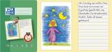 Oxford Geschichtenheft, A5, 2G, 16, robuster, abwischbarer Deckel Heft 2G Geschichtenheft A5 90 g/qm