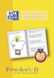 Oxford Schreiblernheft LIN 3F - A4, 16 Blatt, 90g/qm, Forscherheft Sachunterricht der 3. Klasse Heft