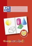 Oxford Schreiblernheft LIN GR - A4, 16 Blatt, 90g/qm, Geometrieheft Heft GR alle Grundschulklassen