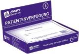 Avery Zweckform® 2837 Patientenverfügung, DIN A4, 1 Satz/10 Stück, weiß Patientenverfügung