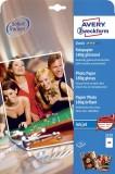 Avery Zweckform® 2570 Classic Inkjet Fotopapier - DIN A4, beidseitig beschichtet, glänzend, 180 g/qm, 10 Blatt