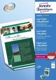 Avery Zweckform® 1198 Superior Colour Laser Papier, DIN A4, beidseitig beschichtet - glänzend, 120 g/qm, 200 Blatt