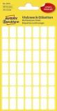 Avery Zweckform® 3072 Mini-Organisations-Etiketten, 16 x 9 mm, 6 Blatt/294 Etiketten, weiß weiß