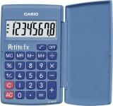 Casio® Taschenrechner Petite FX blau Taschenrechner blau 8-stellig