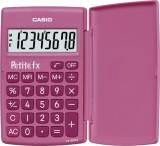 Casio® Taschenrechner Petite FX pink Taschenrechner pink 8-stellig