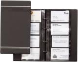 Durable Visitenkartenbuch VISIFIX®, anthrazit Visitenkartenbuch 145 x 38 x 255 mm anthrazit 200 80