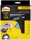 Pattex HOT Pistol Starter-Set Heißklebepistole schwarz/gelb