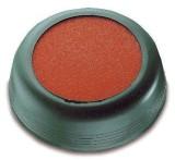 Läufer Anfeuchter - Ø 8,5 cm, bunt sortiert Anfeuchter 85 mm sortiert - grün, rot, blau