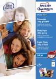 Avery Zweckform® 2496 Classic Inkjet Fotopapier - DIN A4, glänzend, 180 g/qm, 100 Blatt Fotopapier