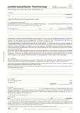 RNK Verlag Landwirtschaftlicher Pachtvertrag, 4 Seiten, gefalzt auf DIN A4 Pachtvertrag A4 4 Blatt