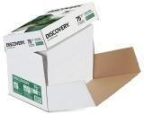 DISCOVERY Kopierpapier Discovery - A4, holzfrei, 75 g/qm, weiß, 2500 Blatt Kopierpapier A4 75 g/qm