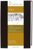 Hahnemühle Skizzenbuch D&S - A6, 140 g/qm, 62 Blatt, HF=Hochformat Transparentpapier A6 - hoch