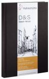 Hahnemühle Skizzenbuch D&S - A4, 140 g/qm, 80 Blatt, HF=Hochformat Transparentpapier A4 - hoch