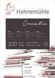 Hahnemühle Skizzenblock Creativ A3 100 g/qm 100 Blatt Abbildung in anderer Größe. A3 100  g/qm