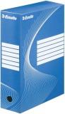 Esselte Archiv-Schachtel - DIN A4, Rückenbreite 10 cm, blau Archivbox blau 100 mm 345 mm 245 mm