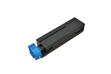 Neutrale Tonerkartusche B431-PPG für versch. Oki-Geräte (Schwarz)