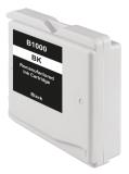 Neutrale Tintenpatrone BR1000BK-INK-FRC für versch. Brother-Geräte (Schwarz)