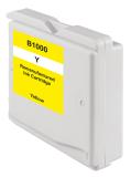 Neutrale Tintenpatrone BR1000Y-INK-FRC für versch. Brother-Geräte (Gelb)