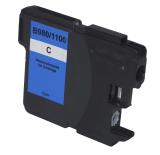 Neutrale Tintenpatrone BR1100C-INK-FRC für versch. Brother-Geräte (Cyan)