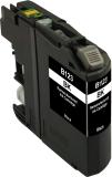 Neutrale Tintenpatrone BR123BK-INK-FRC für versch. Brother-Geräte (Schwarz)