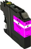 Neutrale Tintenpatrone BR123M-INK-FRC für versch. Brother-Geräte (Magenta)