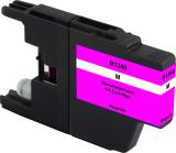 Neutrale Tintenpatrone BR1240M-INK-FRC für versch. Brother-Geräte (Magenta)