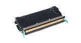 Neutrale Tonerkartusche C522C-PPG für versch. Lexmark-Geräte (Cyan)