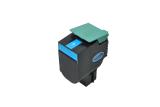 Neutrale Tonerkartusche C540C-HY-PPG für versch. Lexmark-Geräte (Cyan)