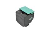 Neutrale Tonerkartusche C540K-HY-PPG für versch. Lexmark-Geräte (Schwarz)